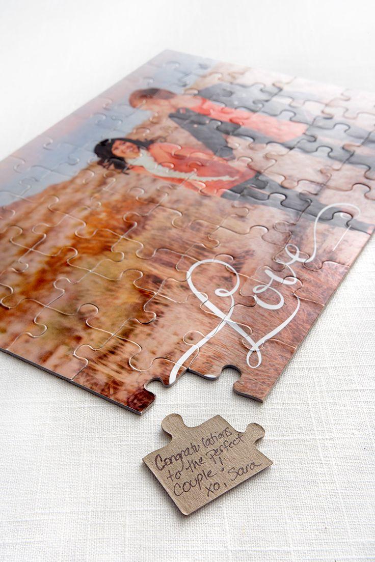 puzzle-guest-book