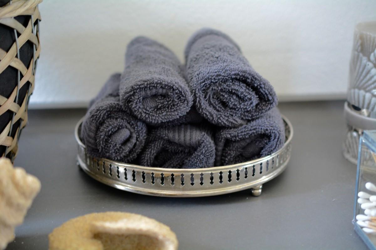 badeværelse klud