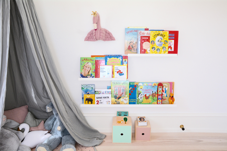 børneværelse bogreol