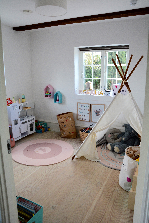 børneværelse leg