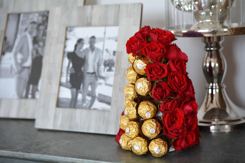 bryllup fejring blomster