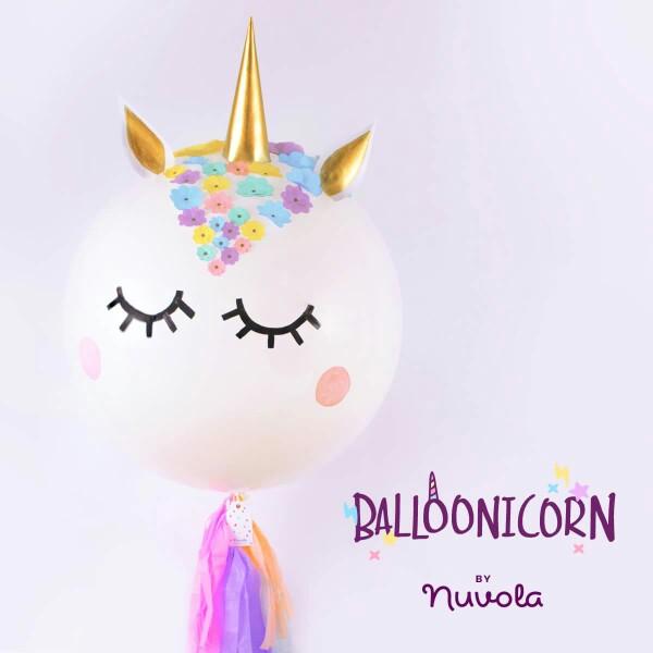 unicorn pigefødselsdag