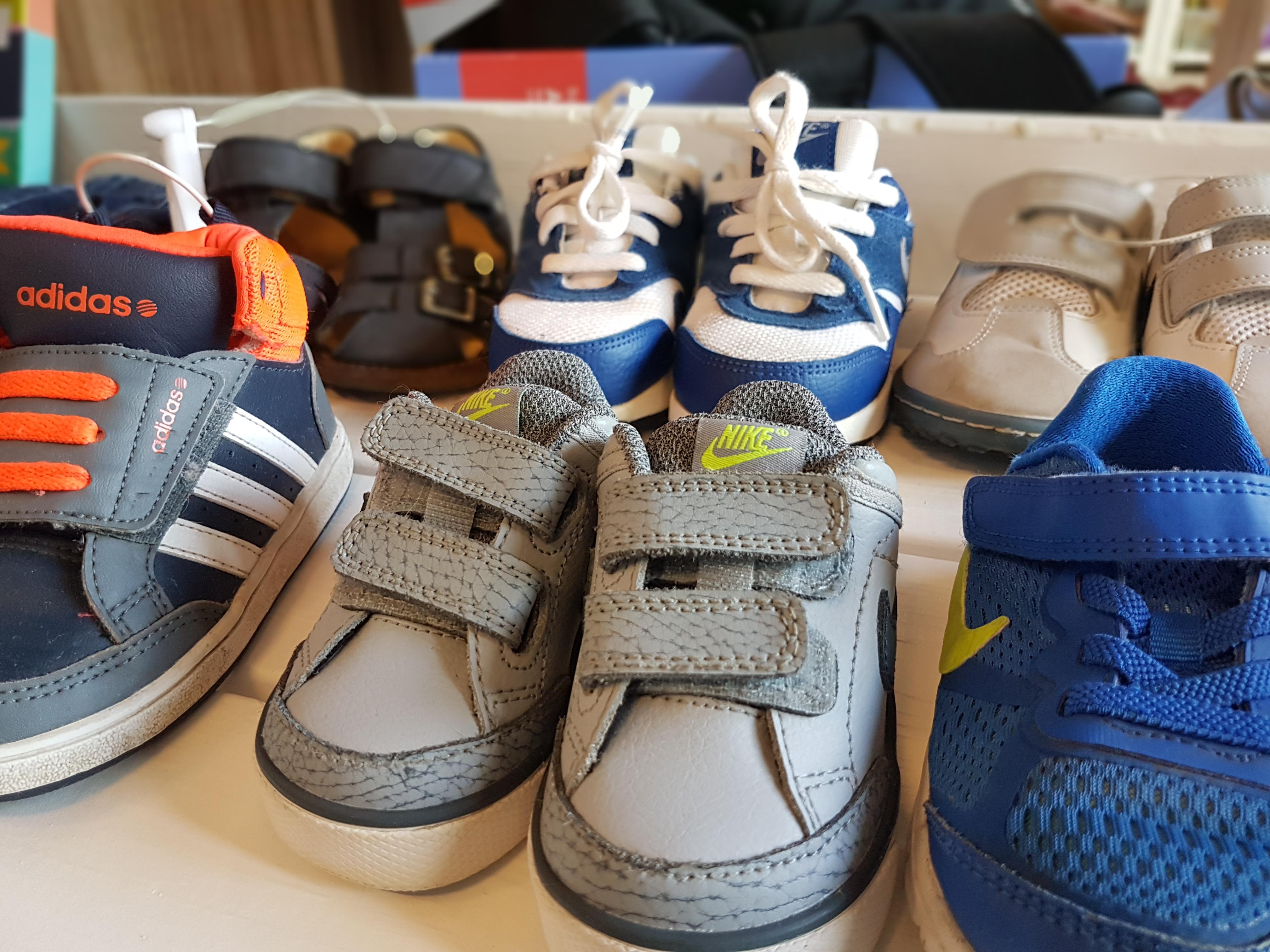 børneloppen sko