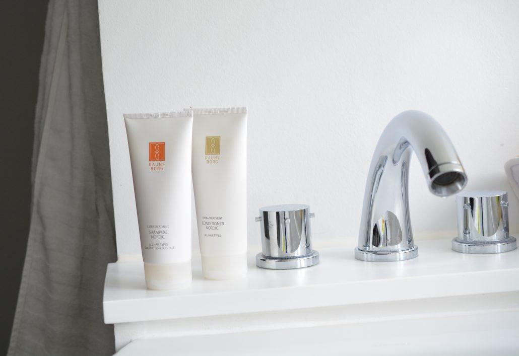 Raunsborg rutine shampoo balsam
