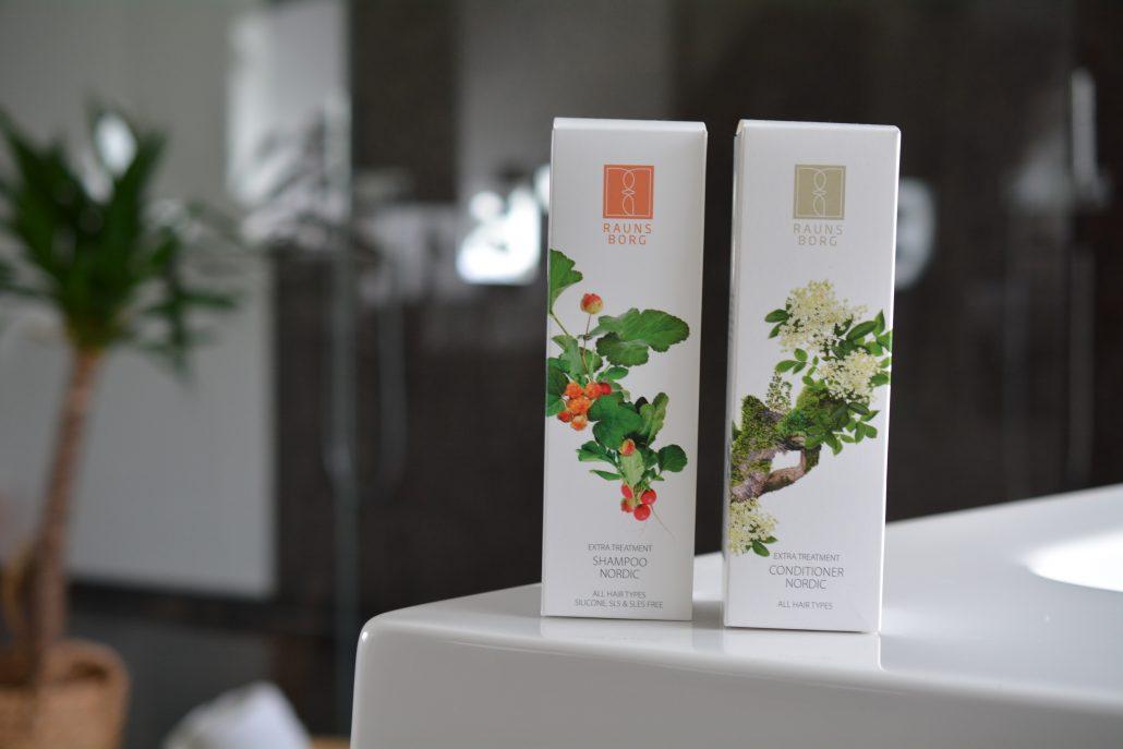 Rutine Raunsborg shampoo/balsam