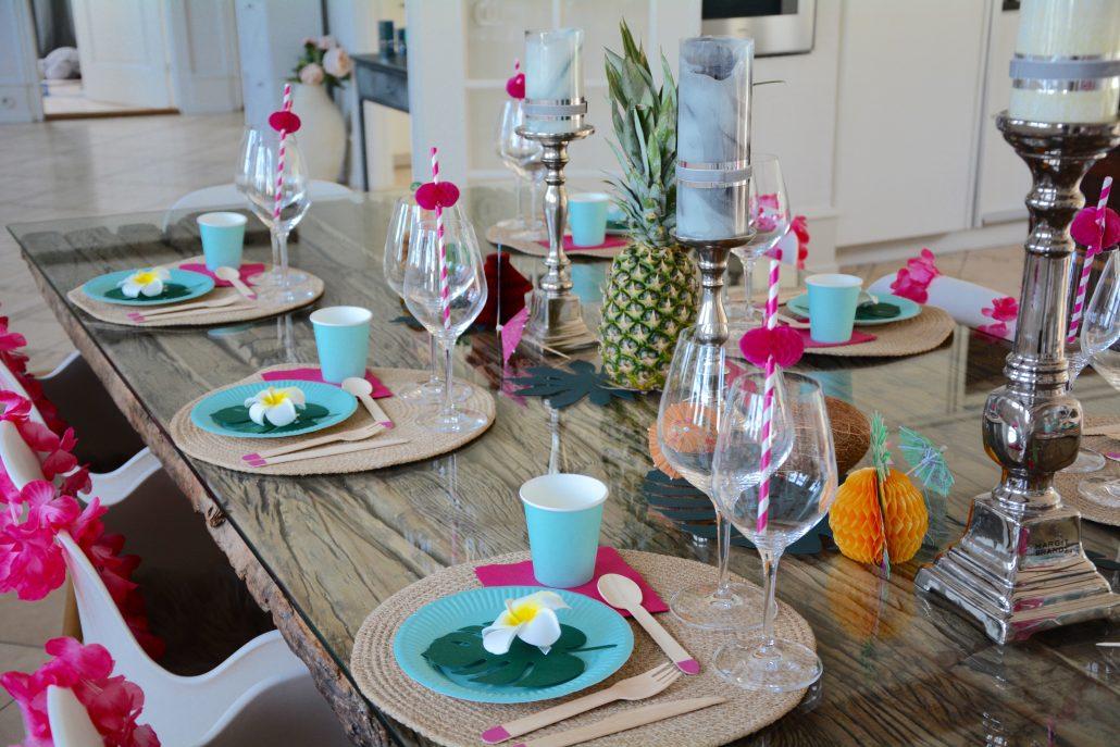 aloha party tema fødselsdag