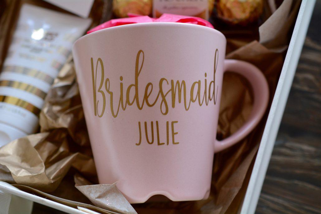 brudepige gaveæske