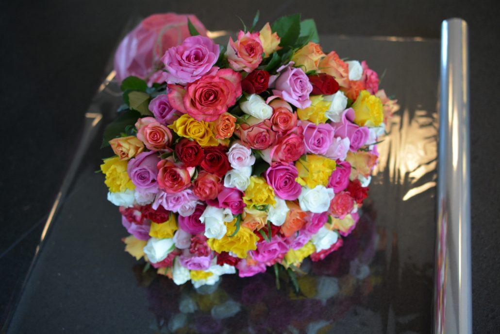 brudepiger blomster