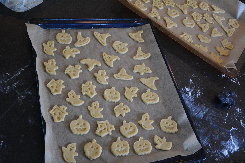 halloween cookies diy