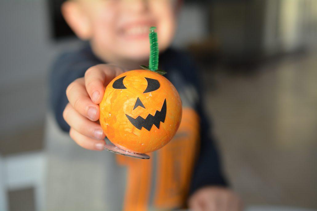 halloween græskar diy