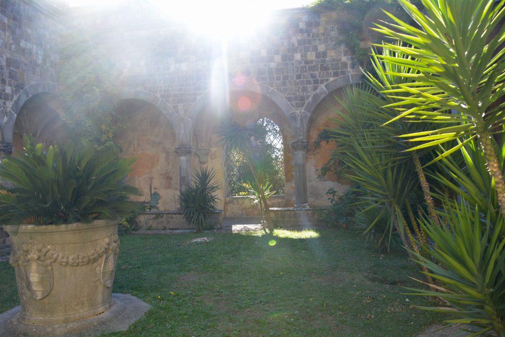 Italien grøn have