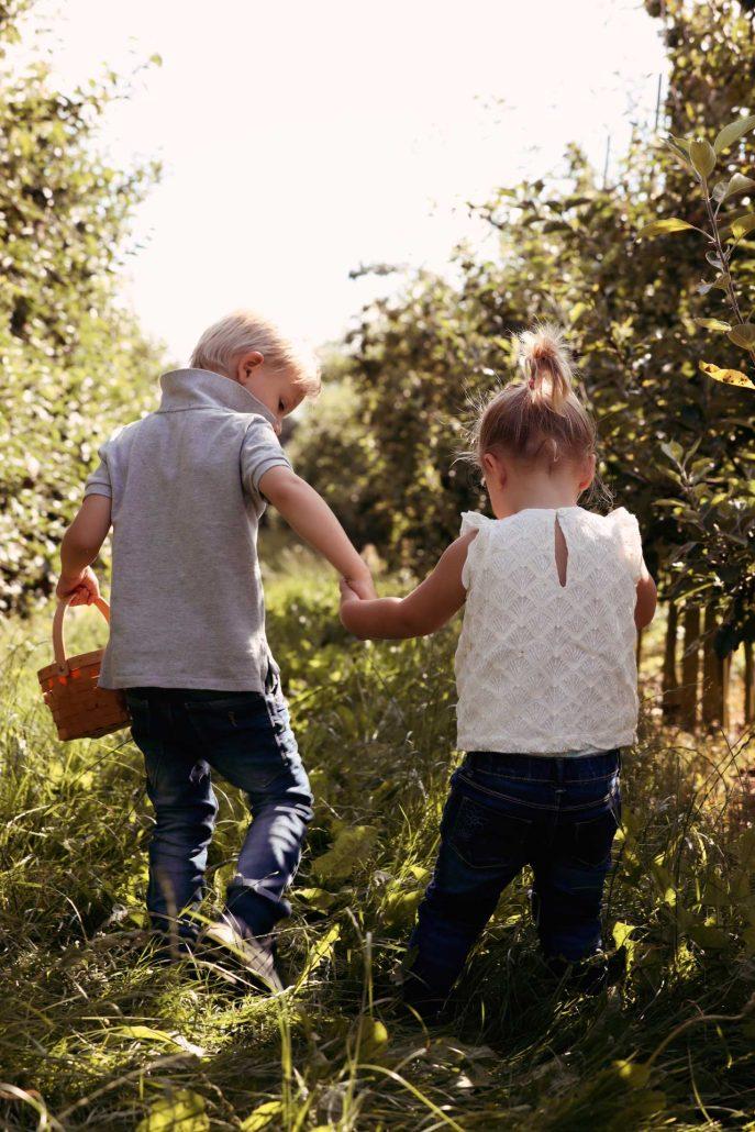 billeder efterår børn Mette lyck