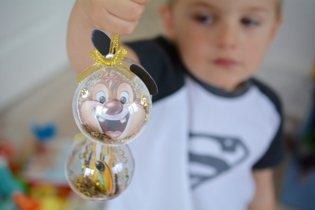 disney jul diy børnehøjde