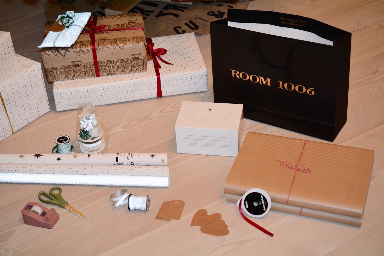 jul gaveindpakning gaver