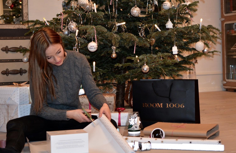 jul gaveindpakning julehygge
