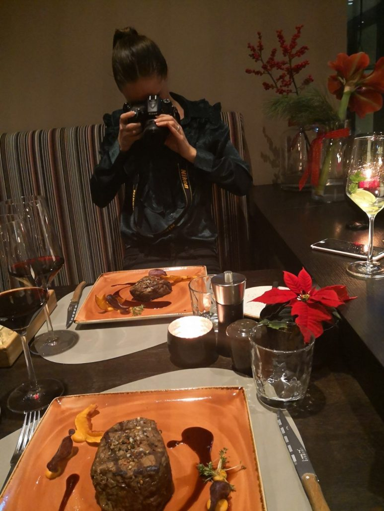 einsmuttur kiel middag foto