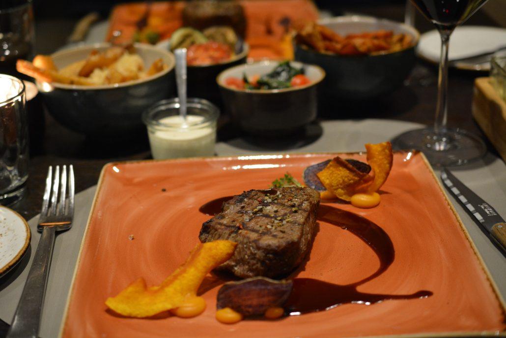 einsmuttur kiel middag romatikke hotel