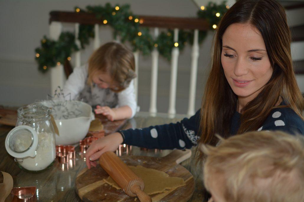 julebag julehygge bagning