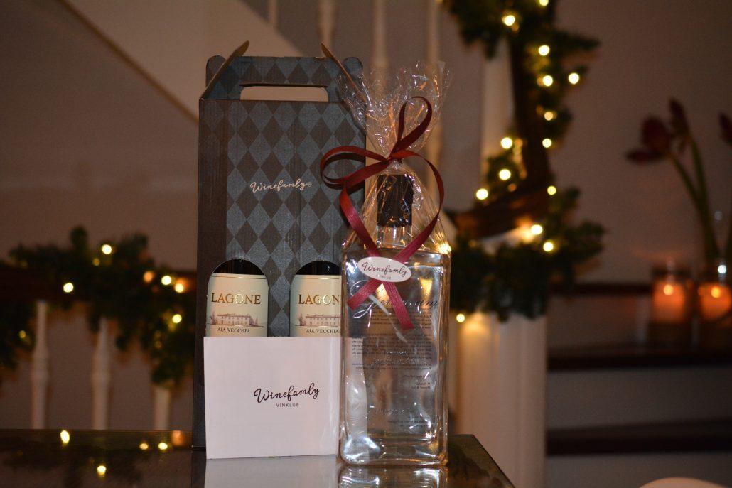 winefamily julegave til manden