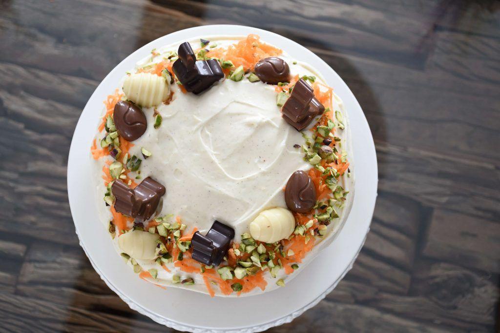 påske gulerodskage2