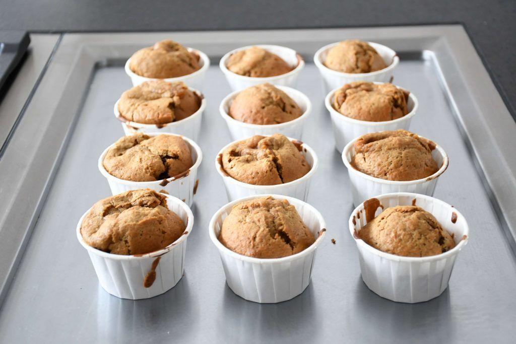 påske gulerodskage cupcakes