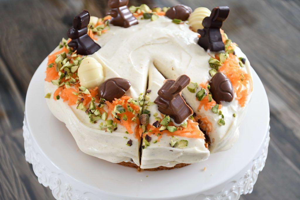 påske gulerodskage4
