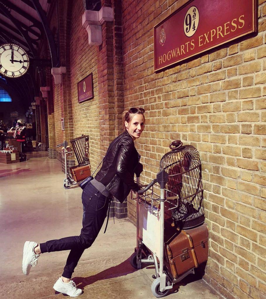 harry potter hogwartsexpress