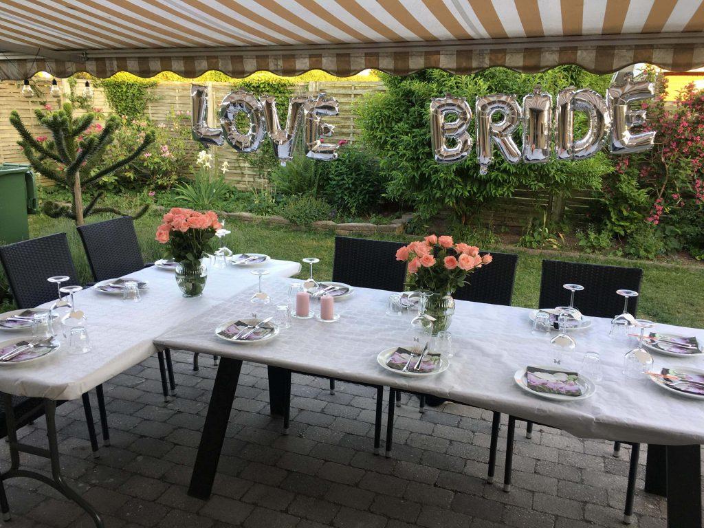 polterabend bride