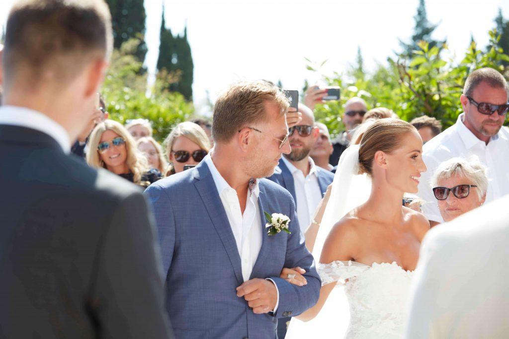 Vielse bryllup Lea Kessler12