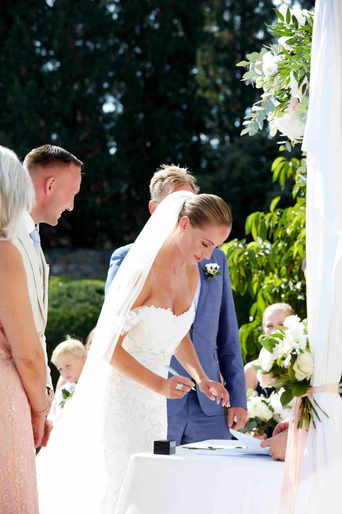 Vielse bryllup Lea Kessler7