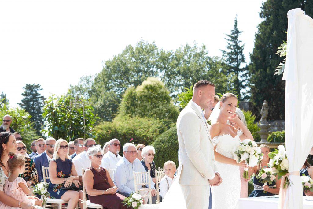Vielse bryllup Lea Kessler11