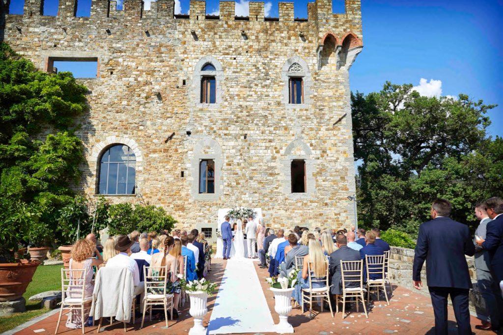 Vielse bryllup Lea Kessler
