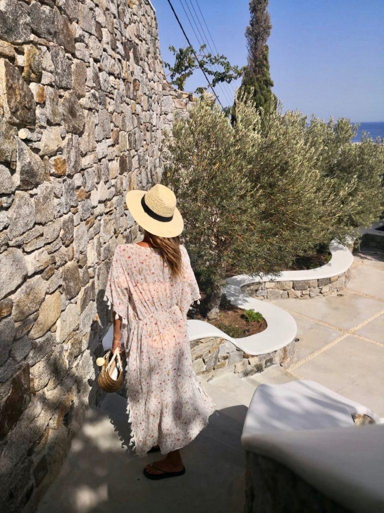 taske kjole kimono mykonos