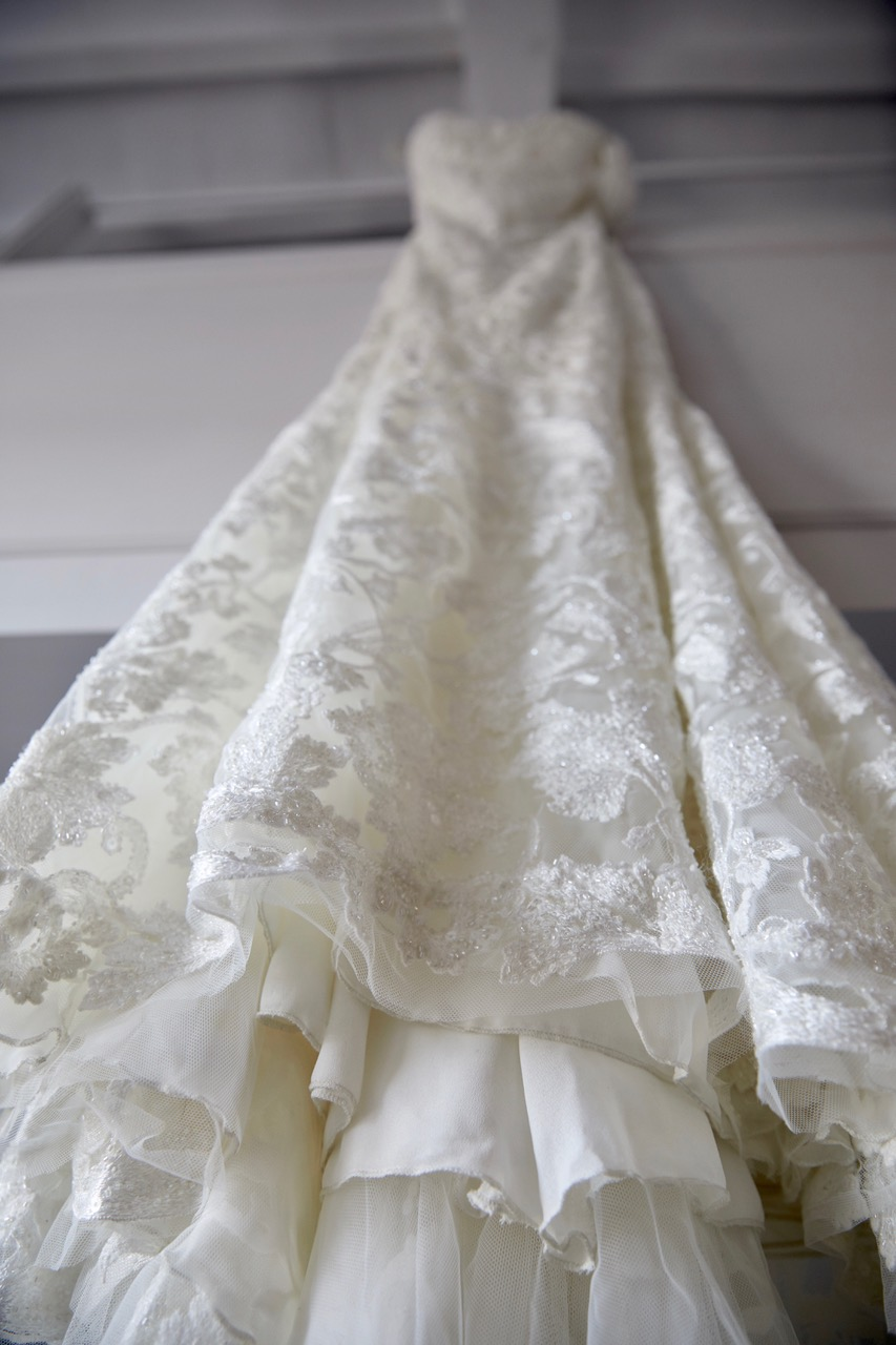 brudekjole til salg 2