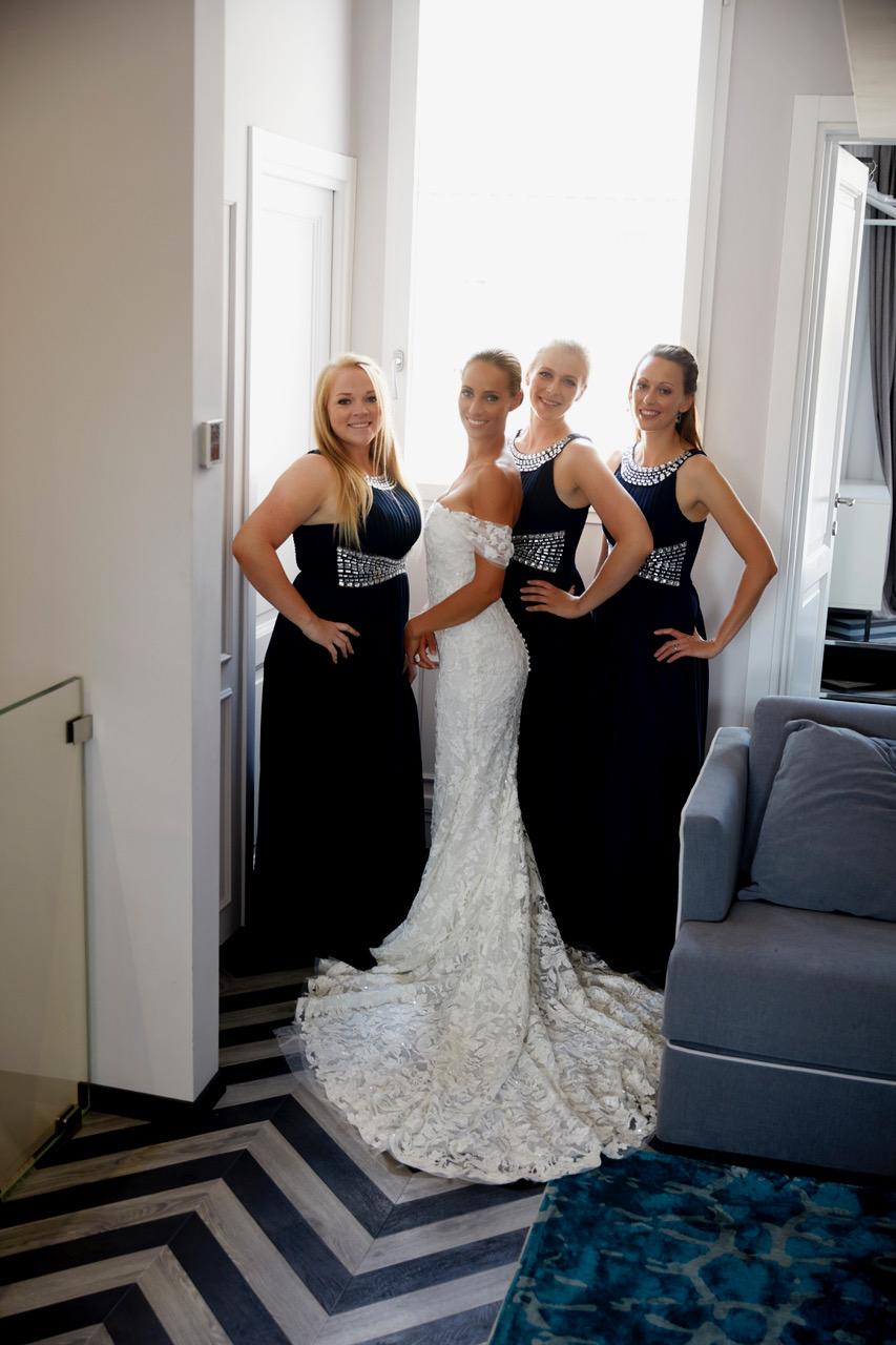 brudekjole til salg 3