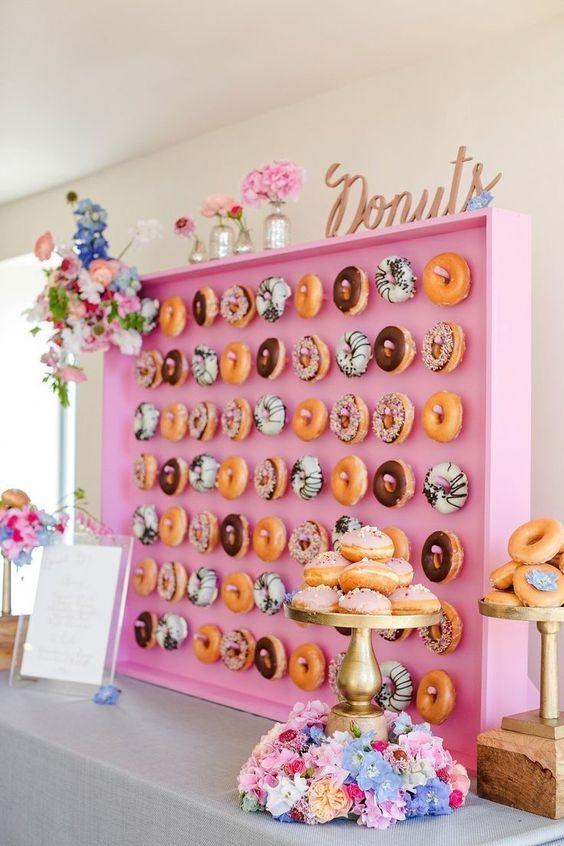30 år donut