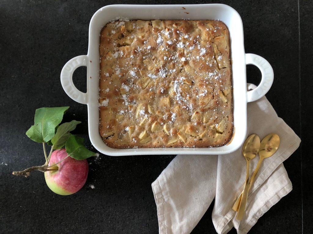 æblekage efterårskage