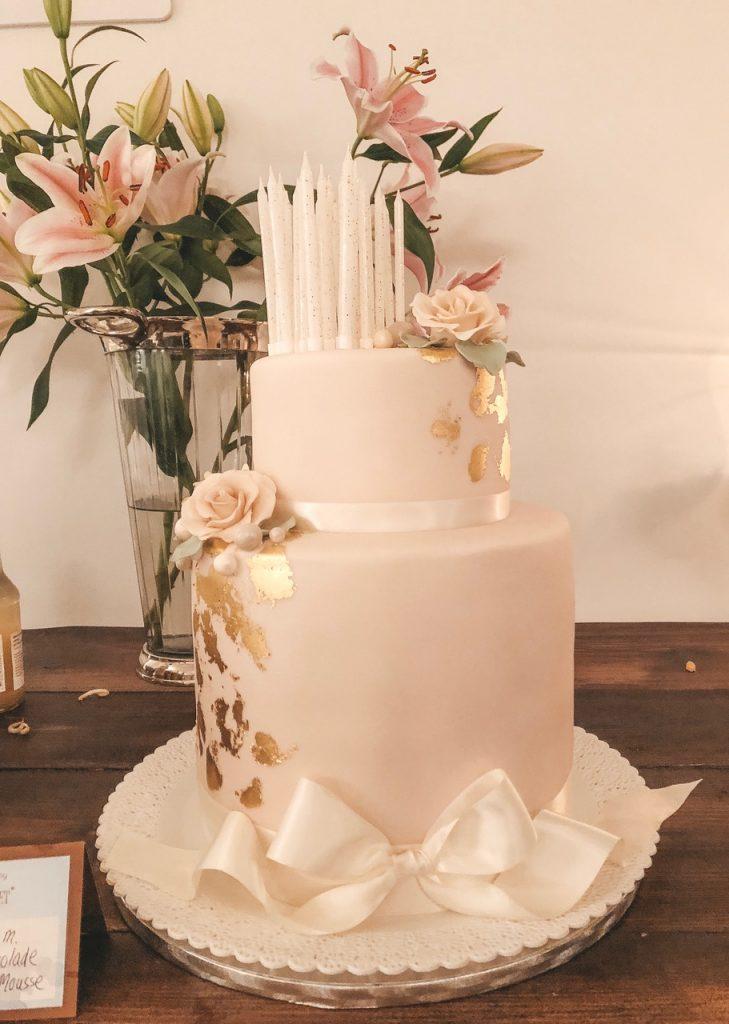 30 års fødselsdagfest kage