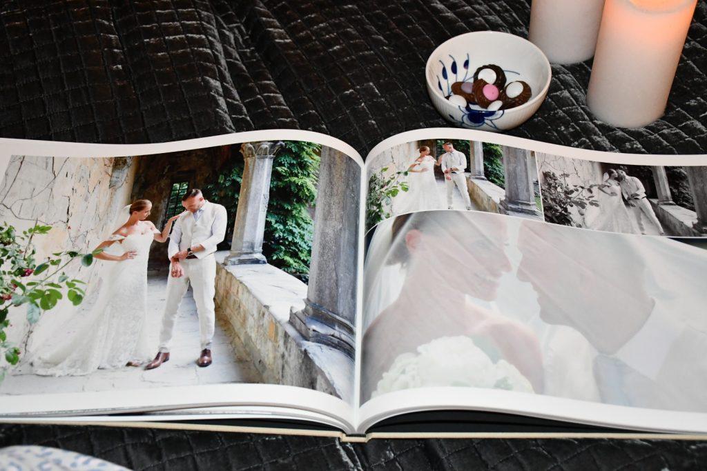 bryllup fotobog