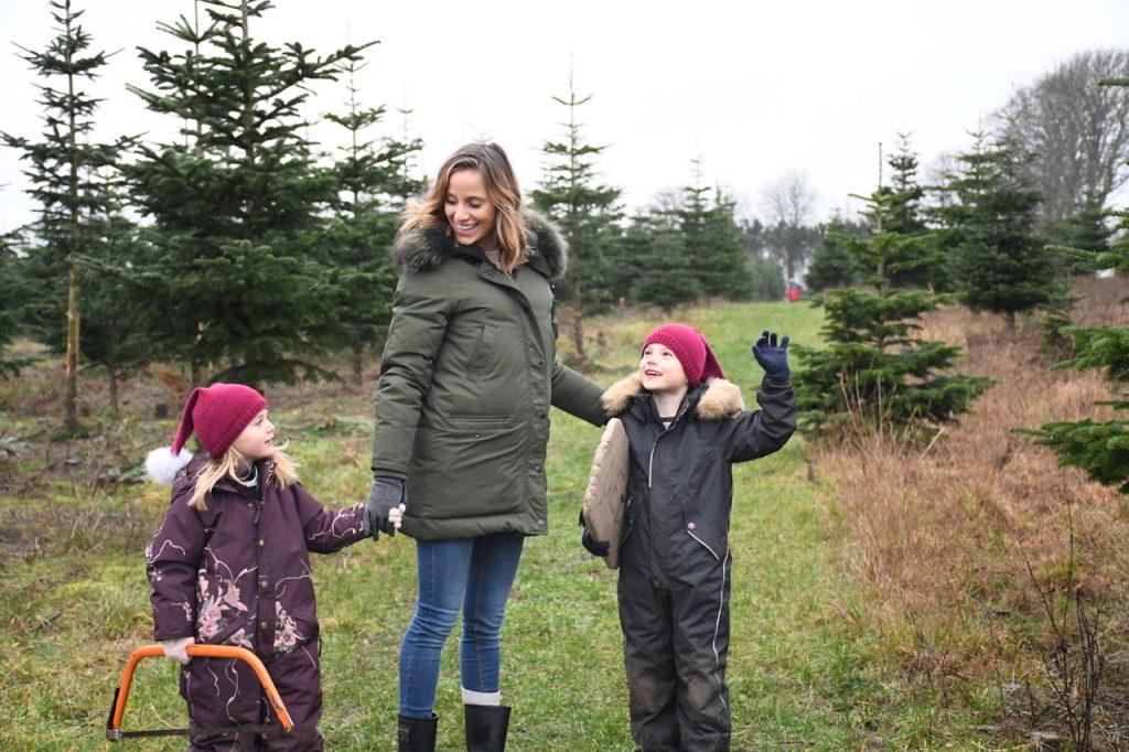 3. søndag æbleskriver og juletræ 1