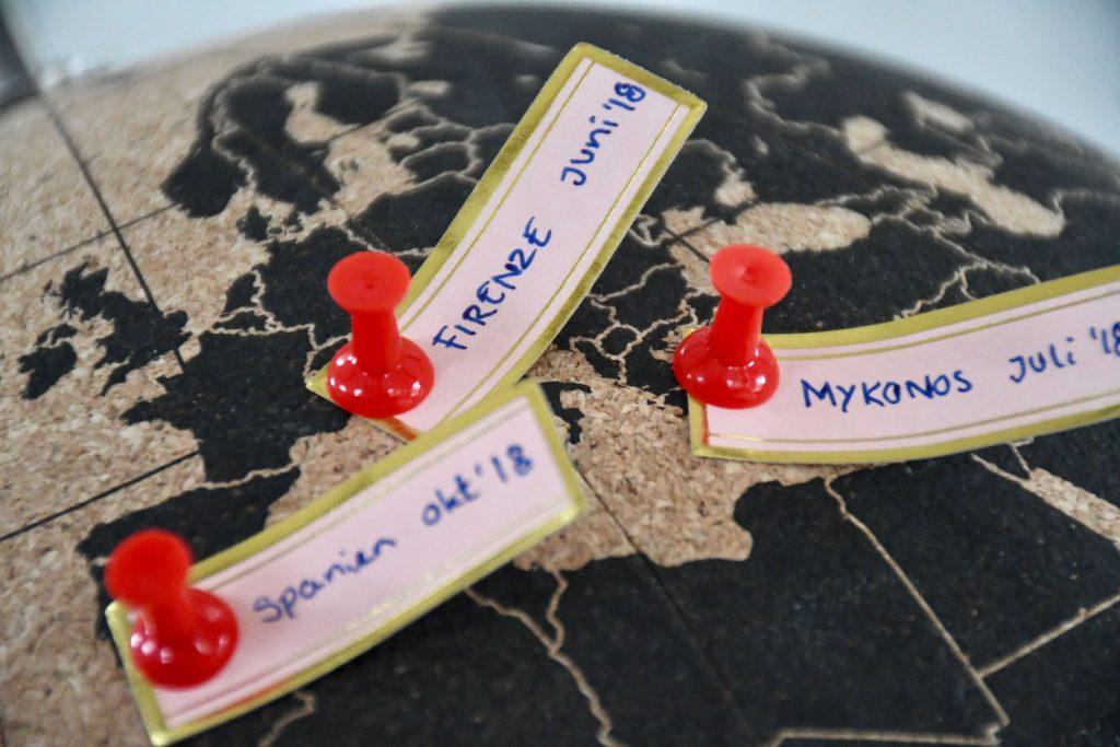 rejseminder globus verdenskort 1