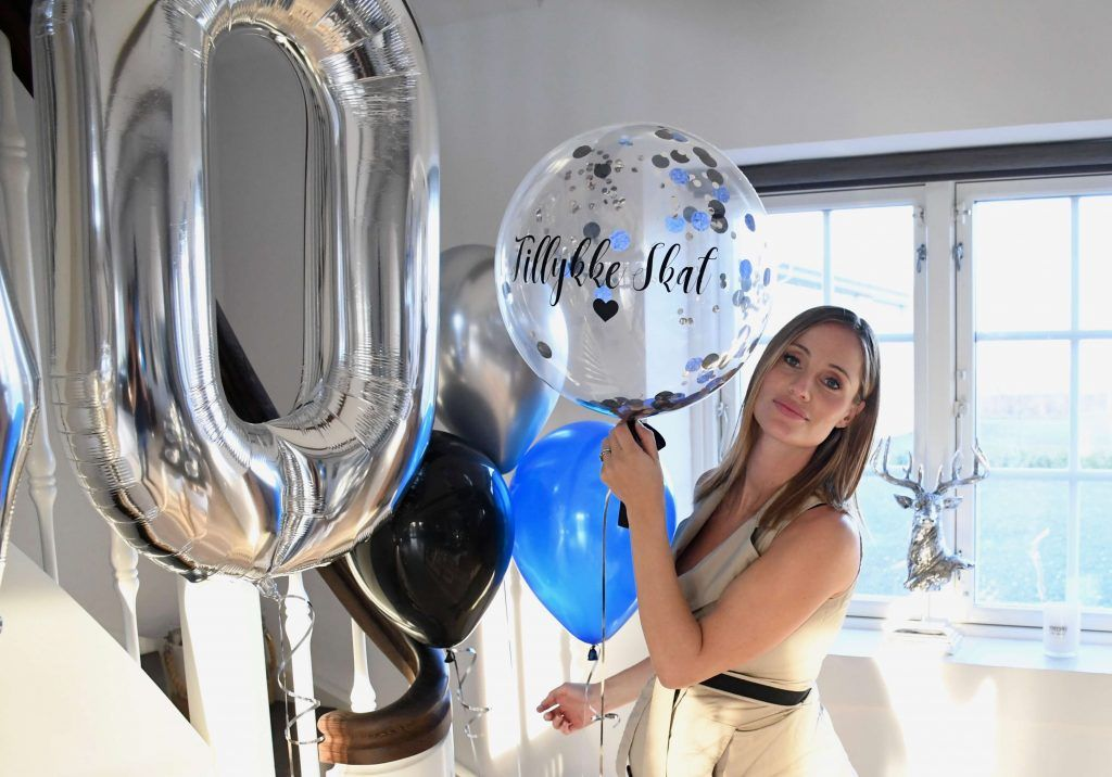 40 år fødselsdag balloner 1