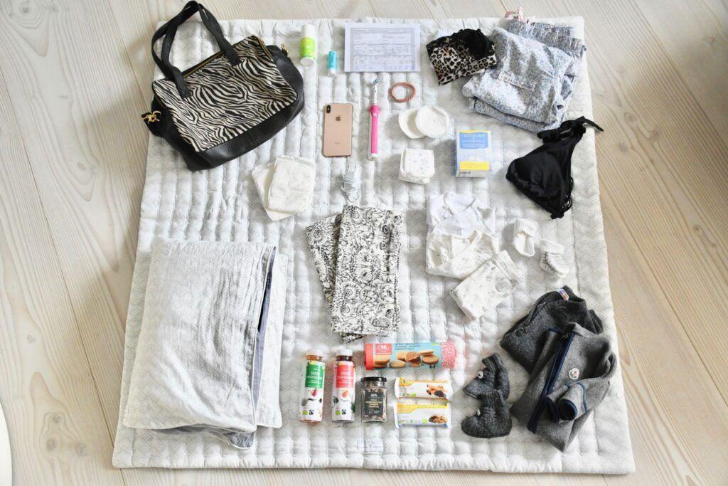 pusletaske fødselstaske baby fødsel 3