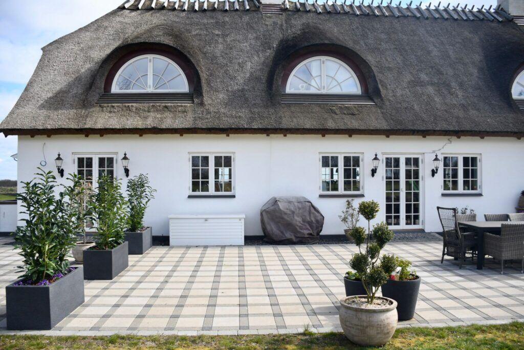 anchers havecenter terrasse beplantning