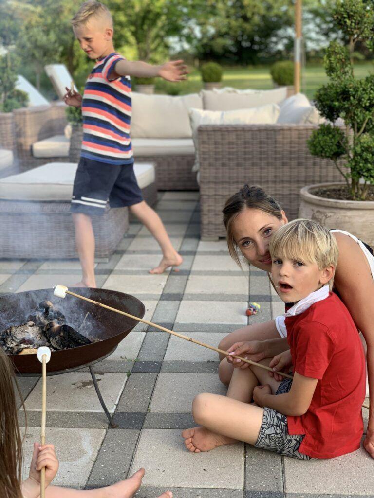 legehus housewarming bål skumfiduser