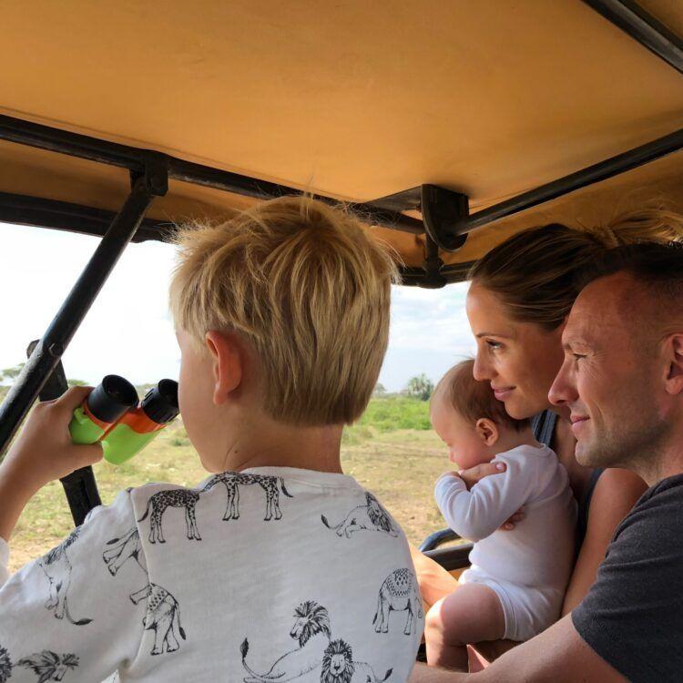 Afrika teltlejr safari