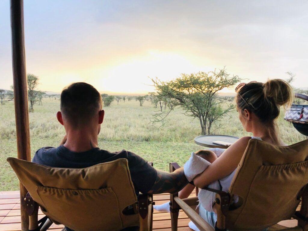 Afrika teltlejr safari 2