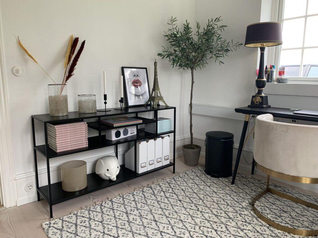 hjemmekontor, nordal, skrivebord 1