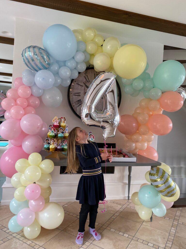 prinsesse balloner
