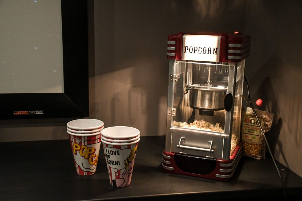 movienight, filmaften, popcorn, karamelliseret popcorn 2